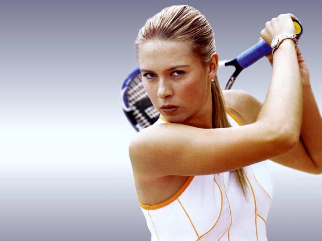 Maria Sharapova Tennis - Maria Sharapova Tennis