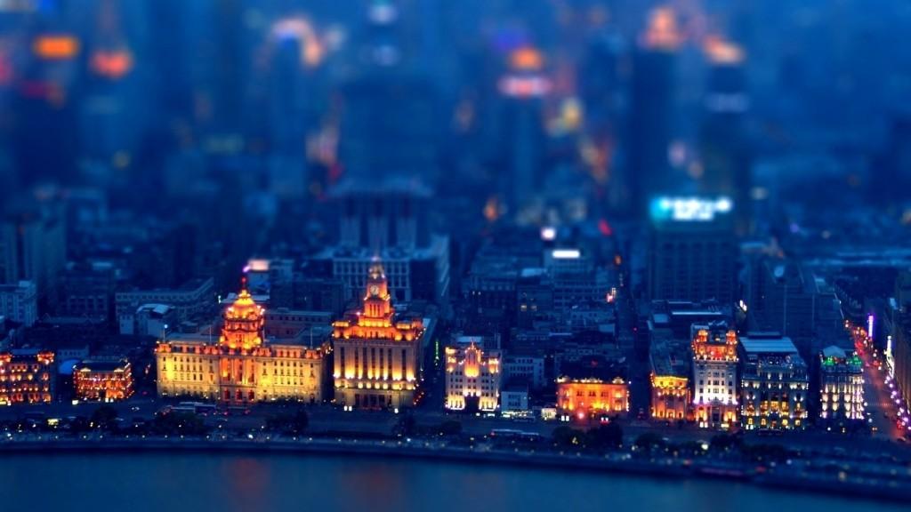 Miniatur City Night - Miniatur City Night