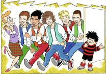 One Direction Comics - One Direction Comics