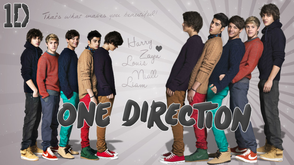 One Direction Makes You Beautiful - One Direction Makes You Beautiful