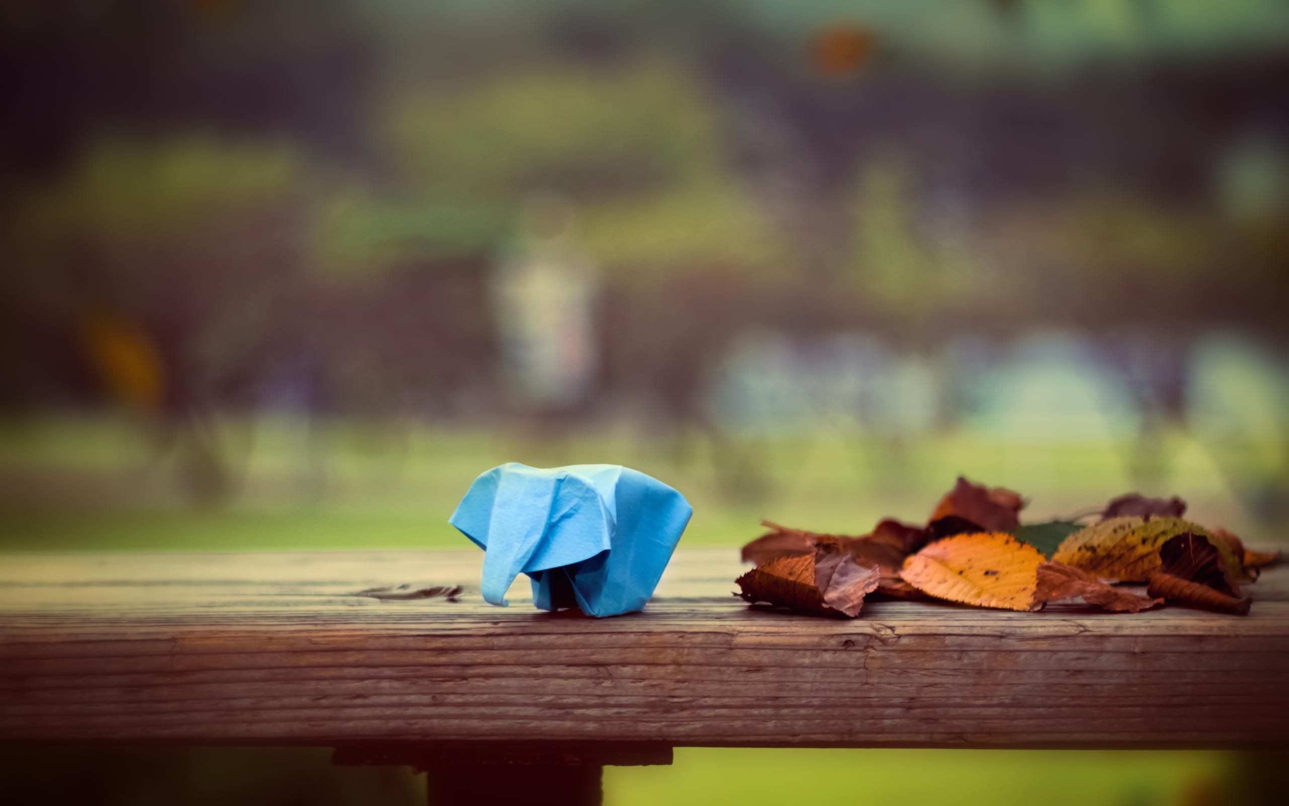 Origami Elephants - Origami Elephants