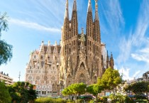 Sagrada Familia Barcelona Spain - Sagrada Familia Barcelona Spain