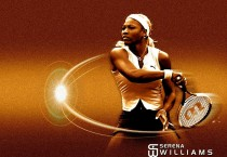 Serena William Tennis Player - Serena William Tennis Player