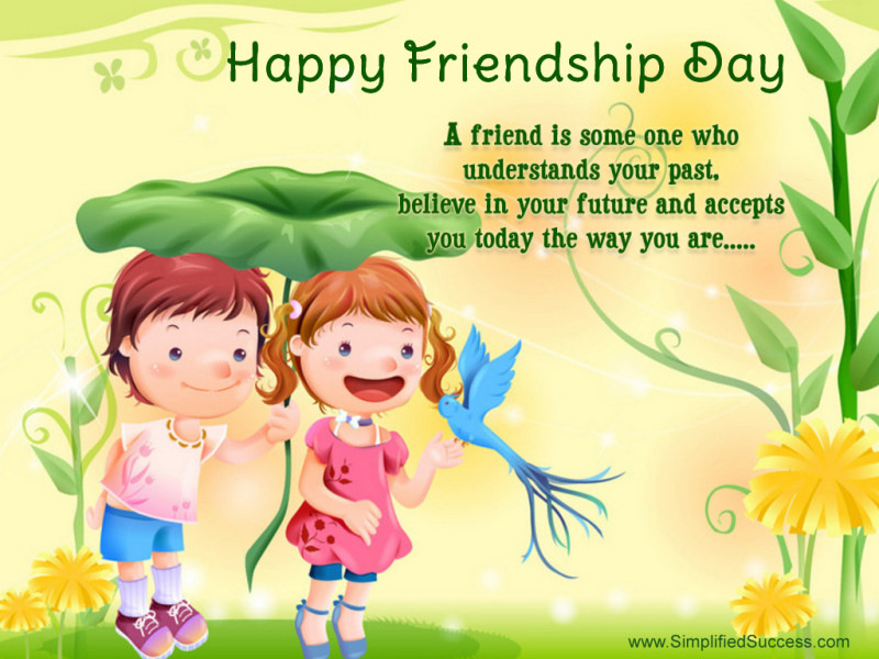 Special Friendship Day - Special Friendship Day