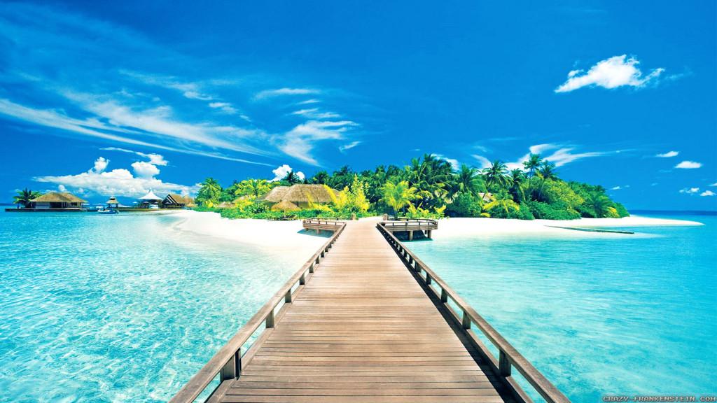 Summer Paradise Wallpaper - Summer Paradise Wallpaper