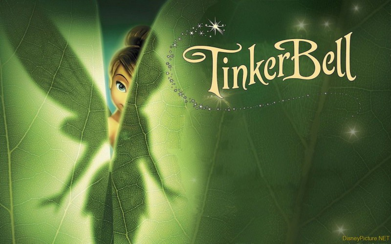 Tinkerbell Behind The Leaves - Tinkerbell Behind The Leaves