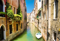 Water City Of Venecia Italy - Water City Of Venecia Italy