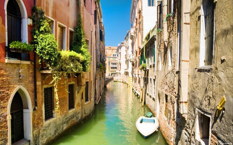 Water City Of Venecia Italy - Water City Of Venecia Italy