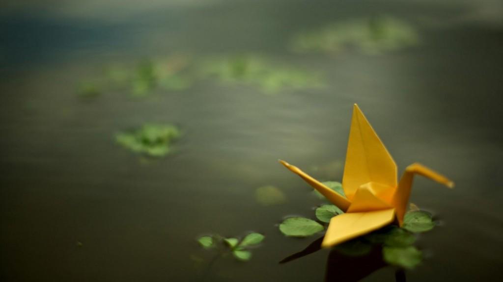 Yellow Birds Origami - Yellow Birds Origami