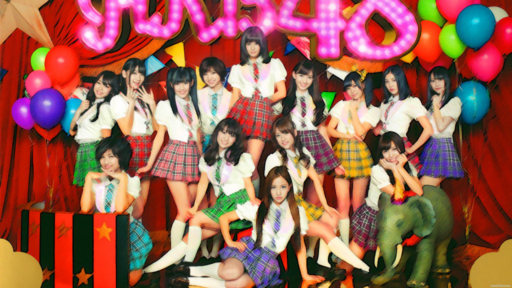 AKB 48 School Party Themes | MUSIC