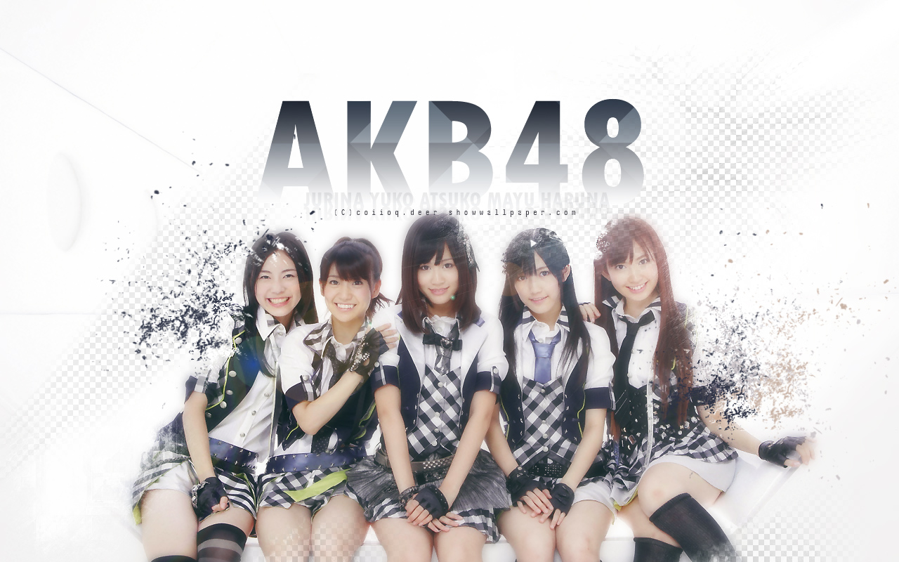 AKB48 Desktop Wallpaper - AKB48 Desktop Wallpaper