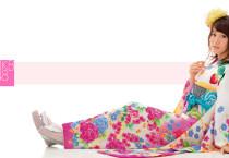 AKB48 Member Kimono Dress - AKB48 Member Kimono Dress