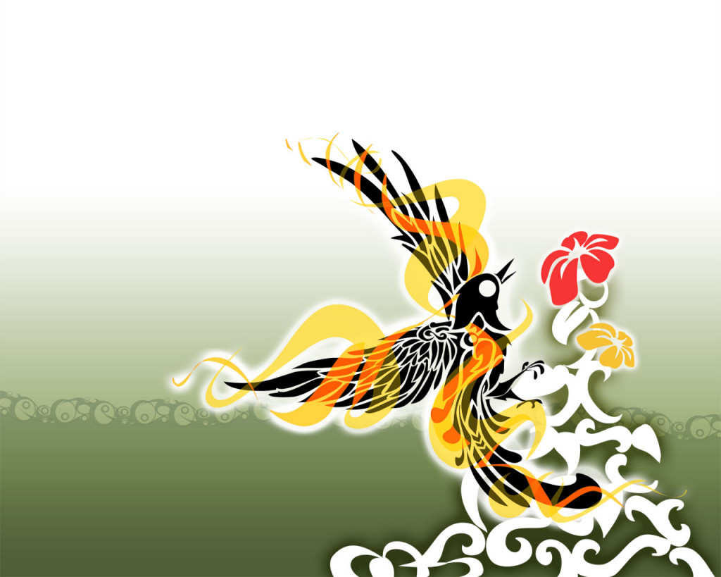 Birds Vector Art - Birds Vector Art