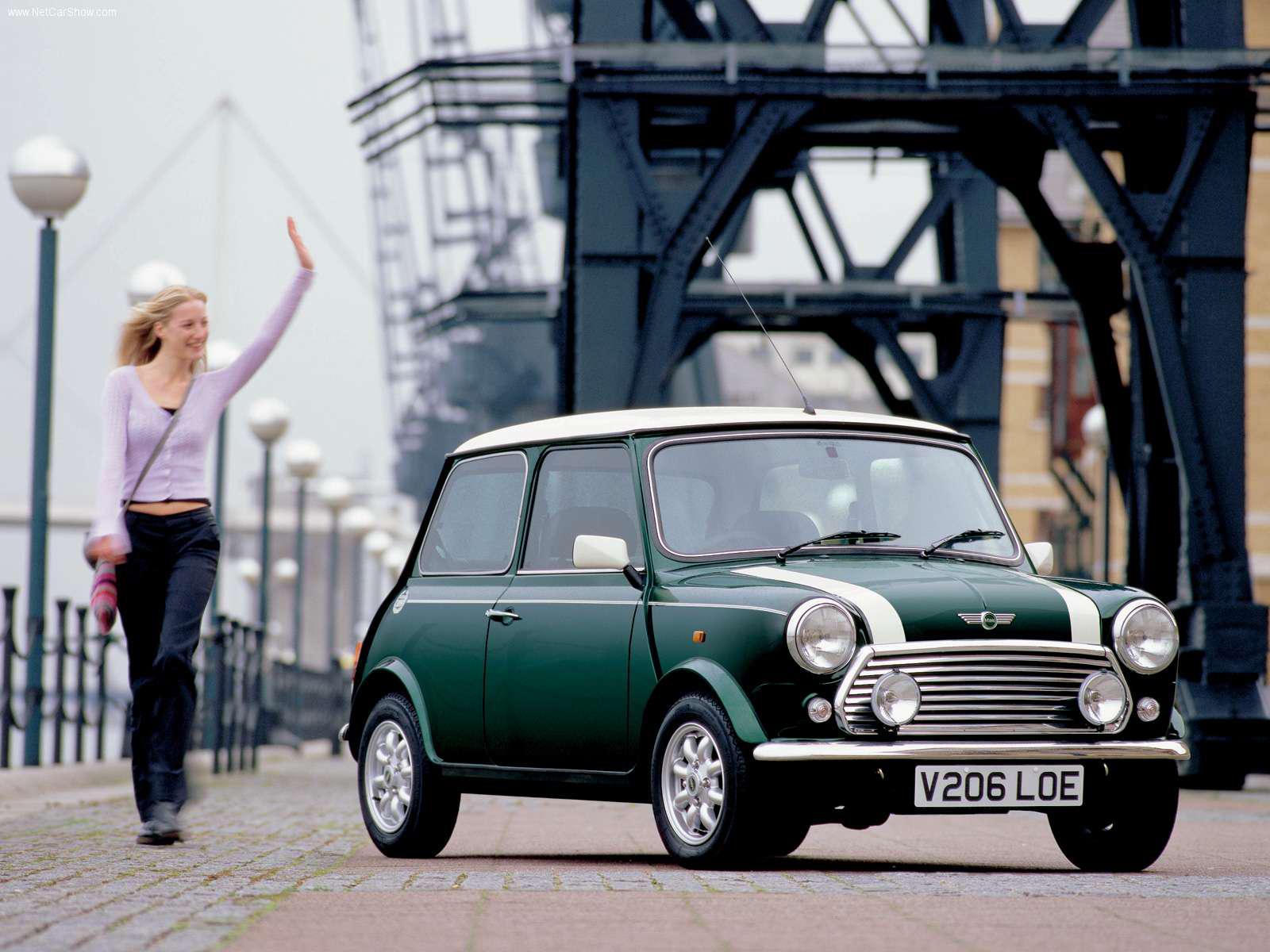 Classic Mini Cooper - Classic Mini Cooper