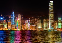 Hongkong Aurora City Views - Hongkong Aurora City Views