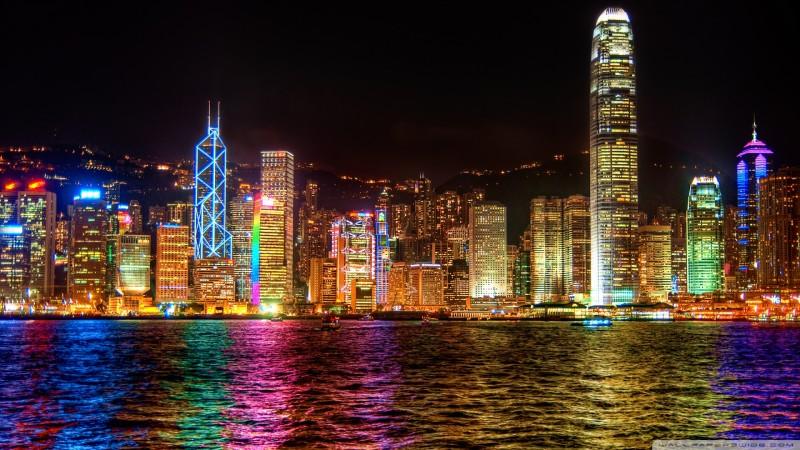 Hongkong Aurora City Views - Hongkong Aurora City Views