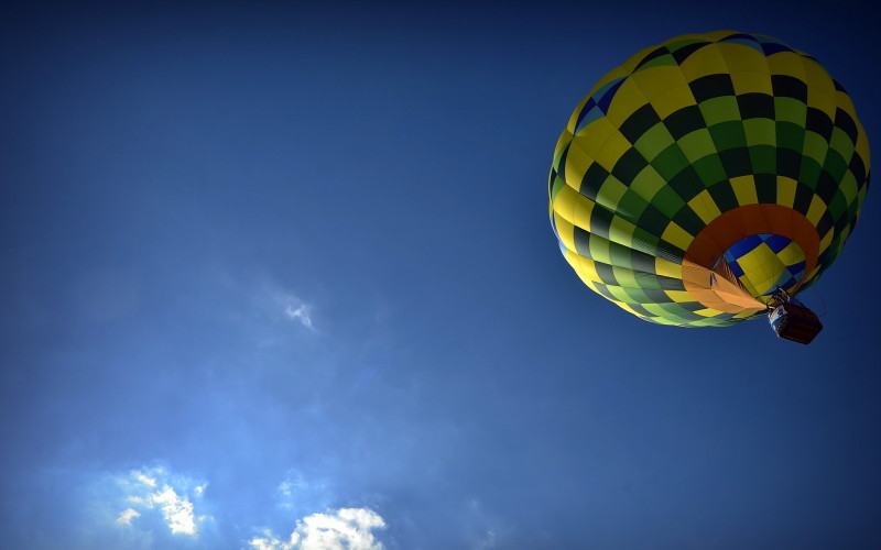 Hot Air Balloons Flight - Hot Air Balloons Flight