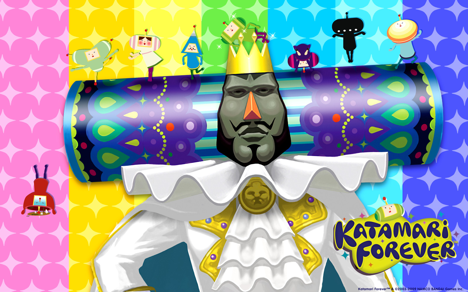 Katamari Forever Colorful - Katamari Forever Colorful