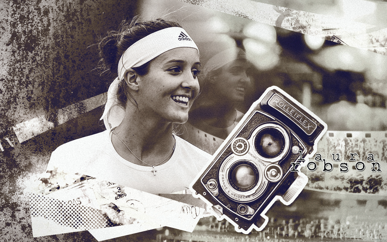 Laura Robson Posters - Laura Robson Posters