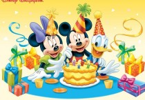 Mickey Mouse Birthday - Mickey Mouse Birthday
