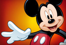Mickey Mouse Cheerful - Mickey Mouse Cheerful