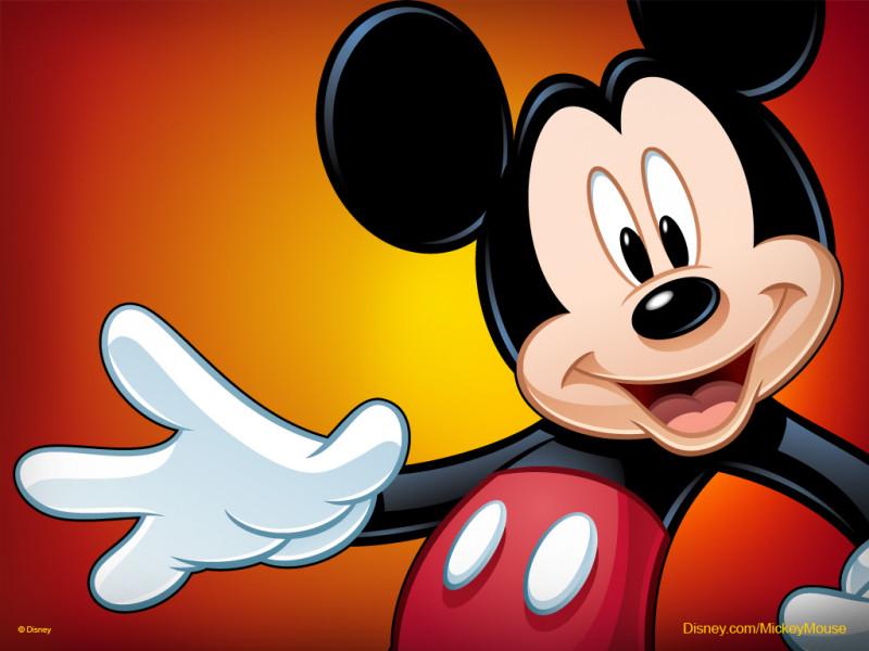 Mickey Mouse Cheerful - Mickey Mouse Cheerful