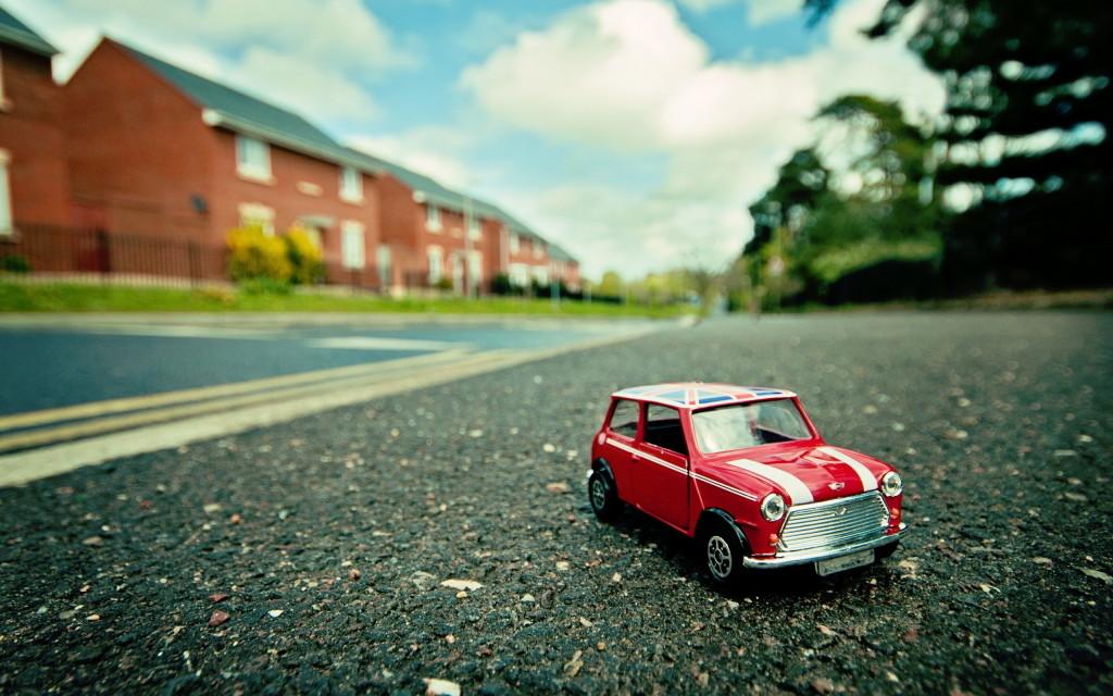 Mini Toy Mini Coopers - Mini Toy Mini Coopers