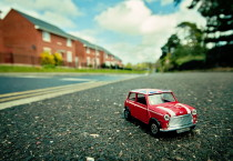 Mini Toy Mini Coopers - Mini Toy Mini Coopers