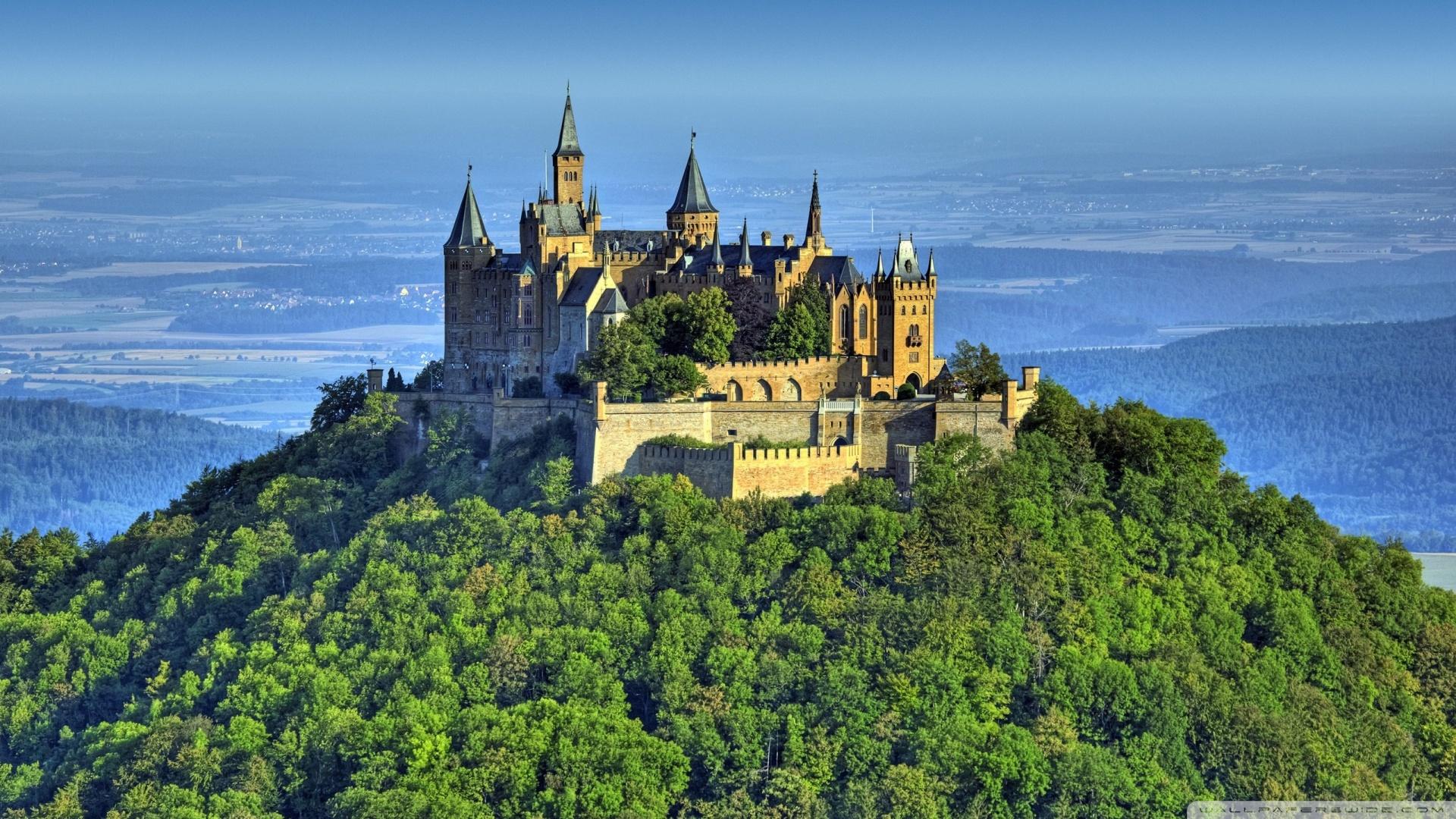 Mountain Castle - Mountain Castle
