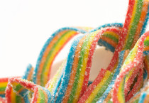 Rainbow Ribbon Candy - Rainbow Ribbon Candy