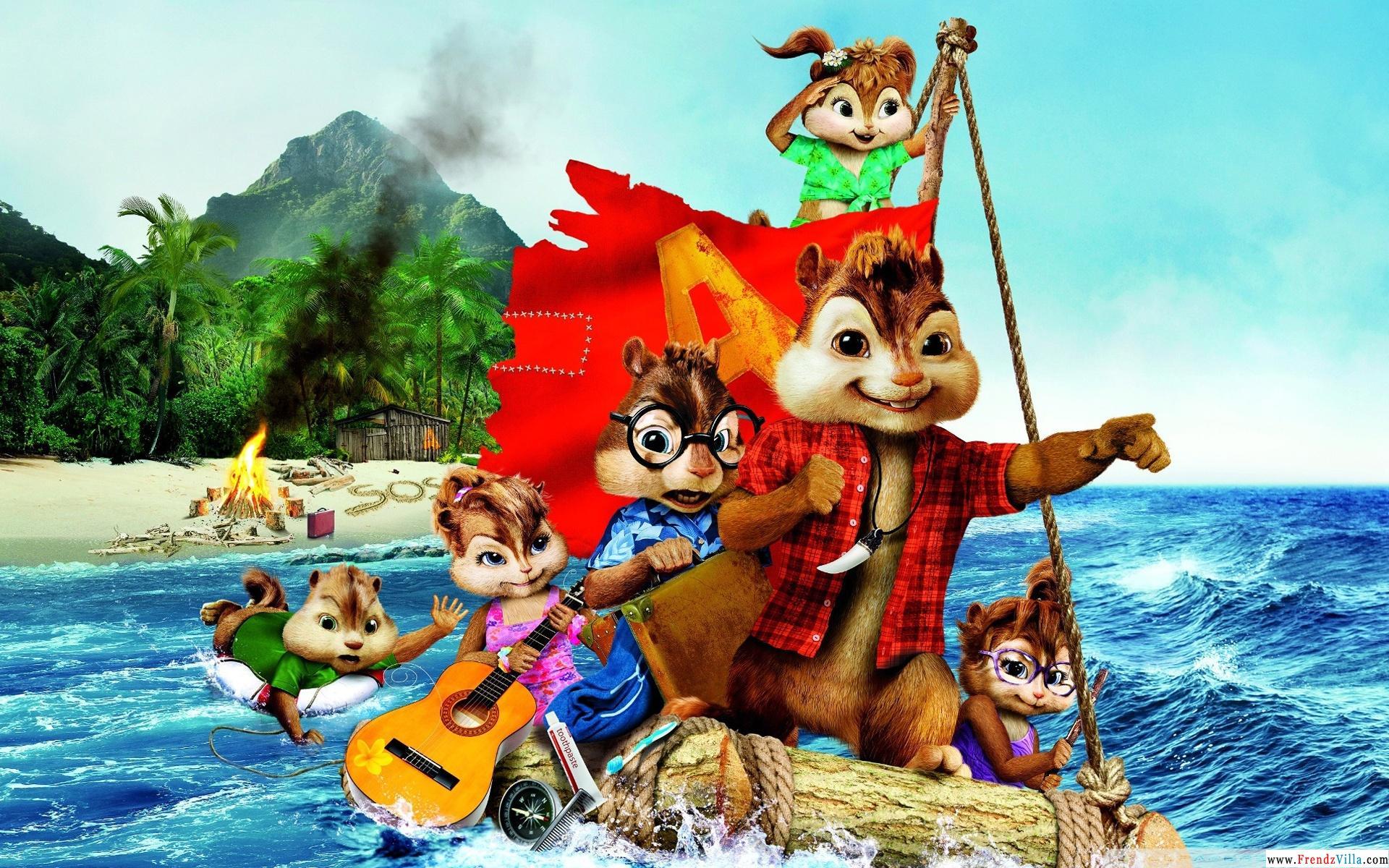 Sailing Squirrel Family Animal