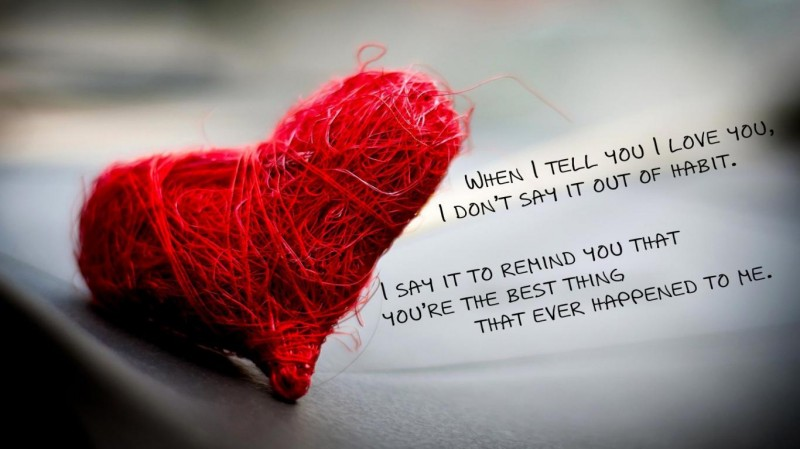 Saying Love Quotes - Saying Love Quotes