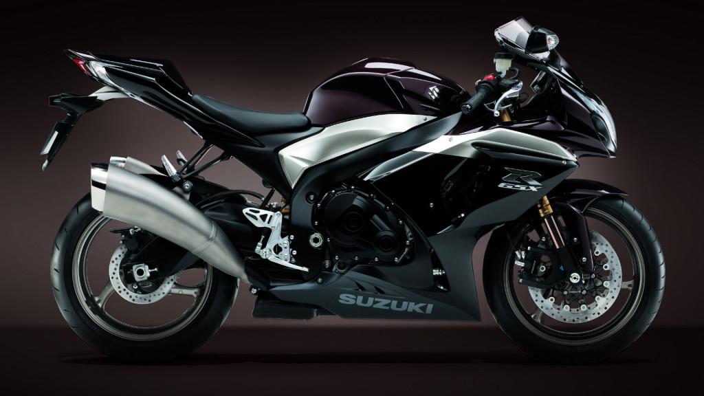 Suzuki GSX R - Suzuki GSX R