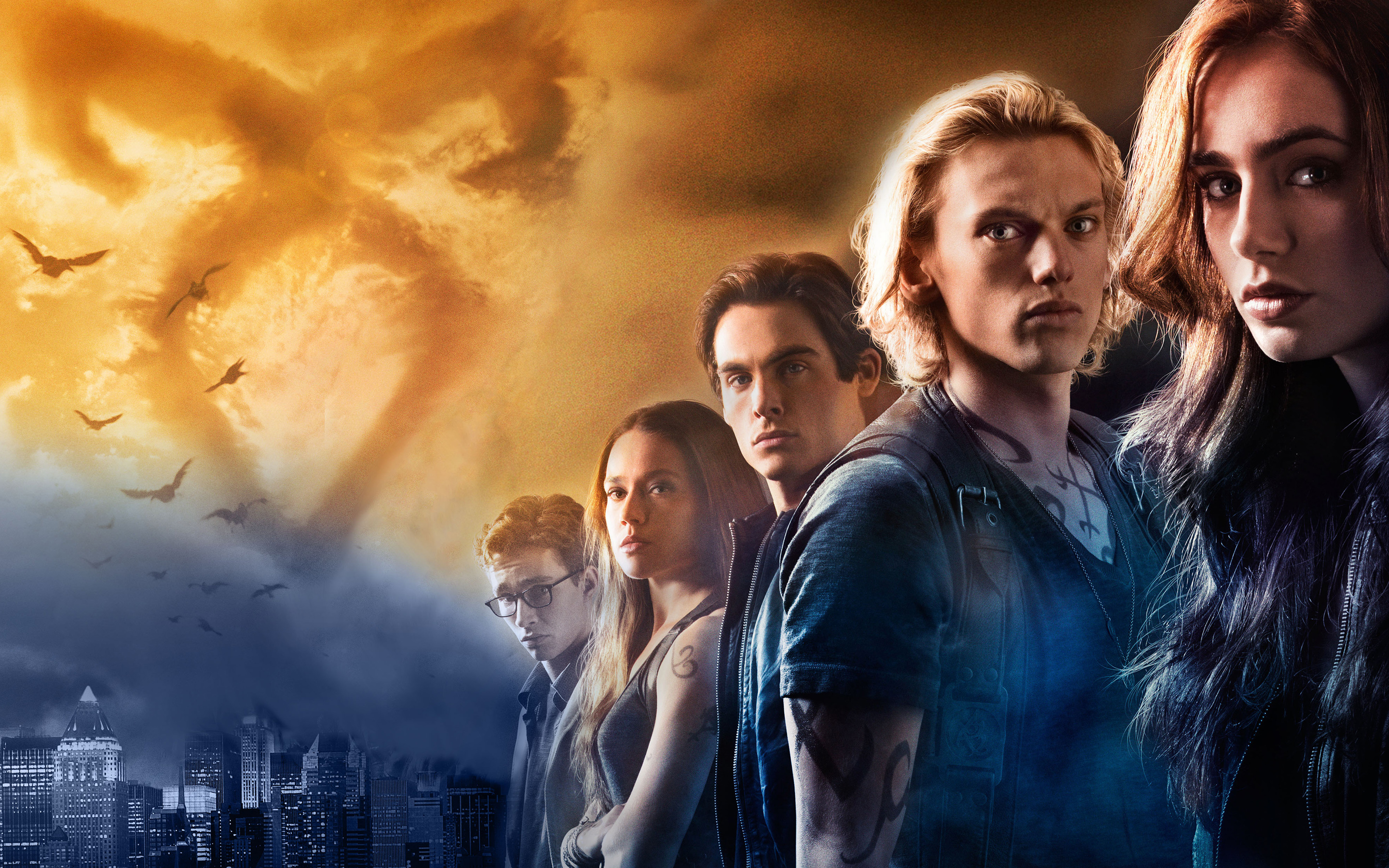 The Mortal Instruments City Of Bones Cover - The Mortal Instruments City Of Bones Cover