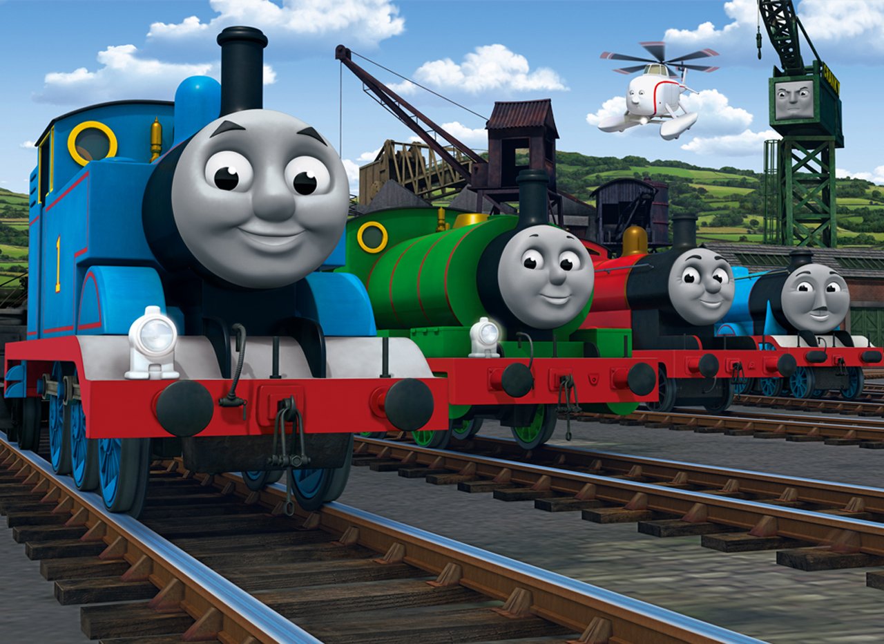 Thomas And Friends Around  3D