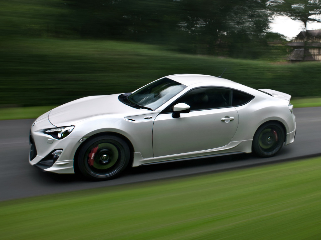 Toyota GT 86 UK Sport - Toyota GT 86 UK Sport