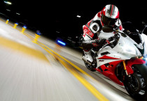 Yamaha Red White Photo Shoot - Yamaha Red White Photo Shoot