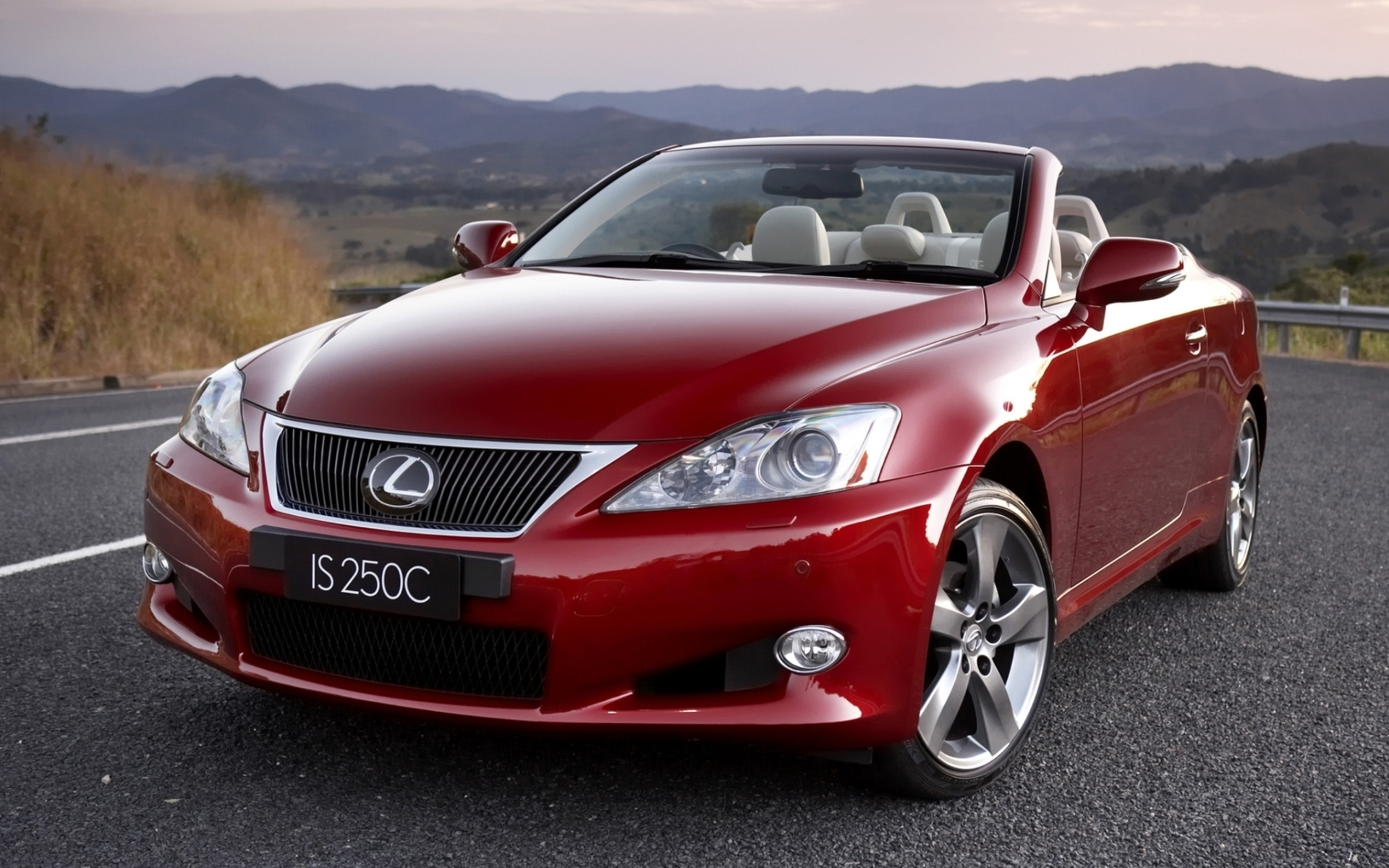 Catalog:Red Convertible