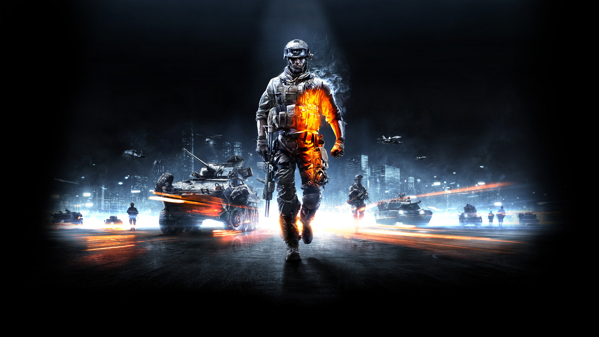 Battlefield 4 Games Wallpaper Hd: Battlefield 4 PC Game