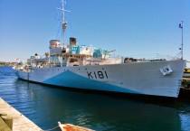 HMCS Sackville, a Flower-class Corvette
