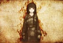 Jigoku Shojo 'Hell Girl' Anime Character