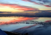 Beautiful Arctic Sunset