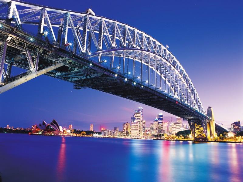 Beautiful Sydney Bridge - Beautiful Sydney Bridge