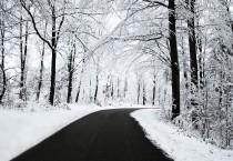 Beauty Winter Road - Beauty Winter Road