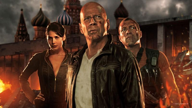 Die Hard 5 Movie Wallpaper - Die Hard 5 Movie