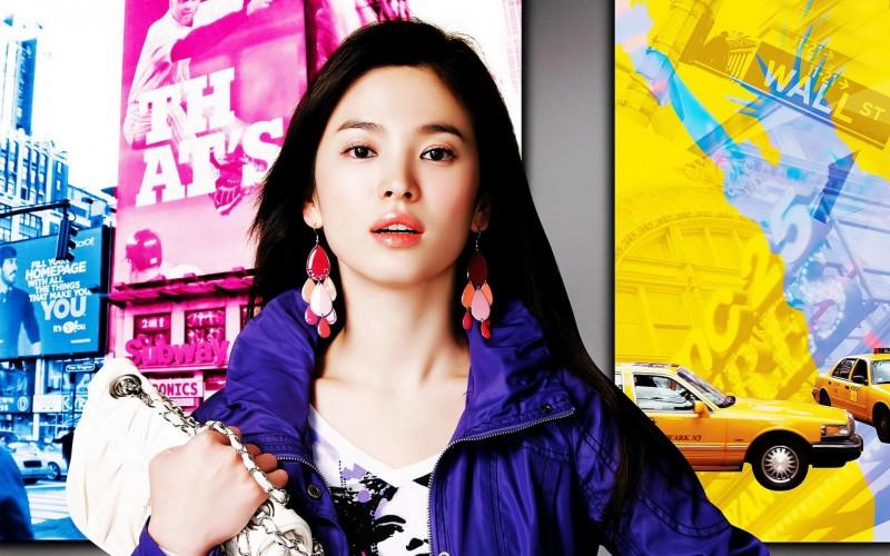 Fresh Song Hye Kyo - Fresh Song Hye Kyo
