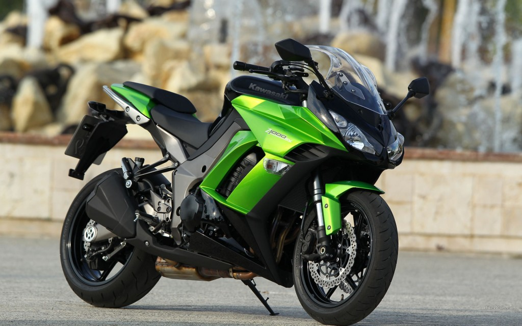 Kawasaki Z1000sx - Kawasaki Z1000sx