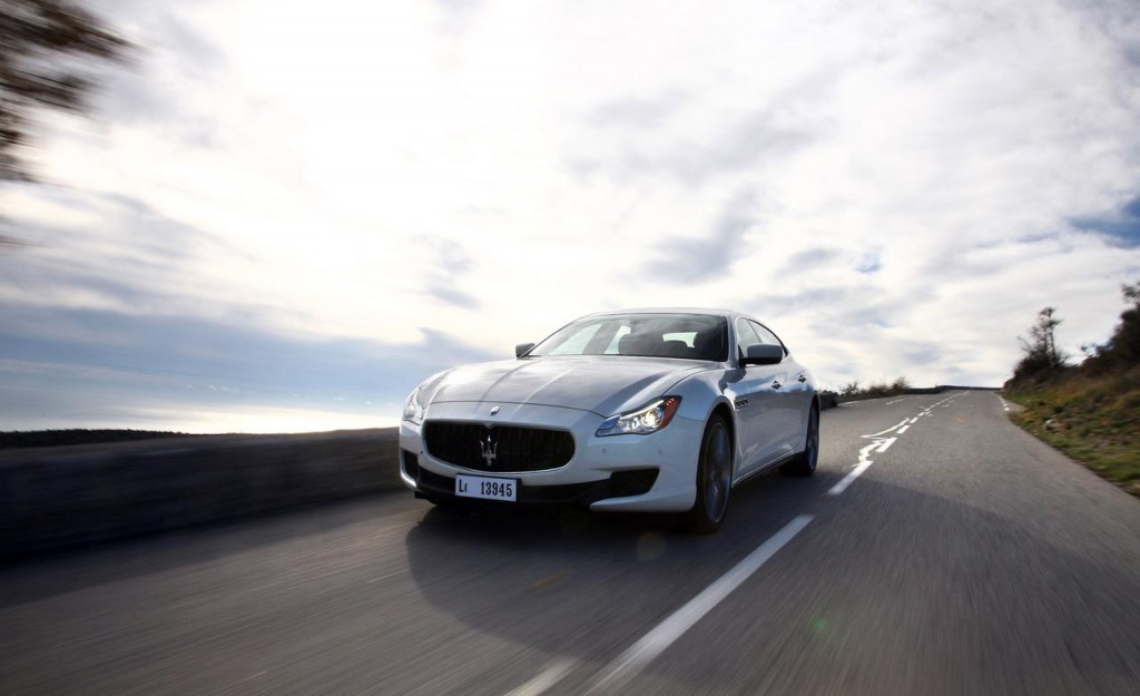 Maserati Quattroporte Car 2014 Wallpaper - Maserati Quattroporte Car 2014 Wallpaper
