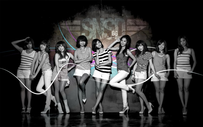 SNSD- Girls Generation - SNSD- Girls Generation