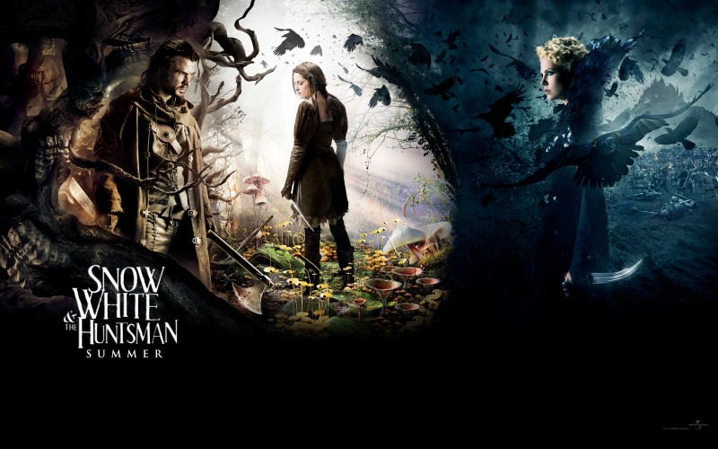 Snow White And The Huntsman Movie - Snow White And The Huntsman Movie Wide